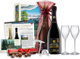 Deluxe Champagne Indulgence Gift Box