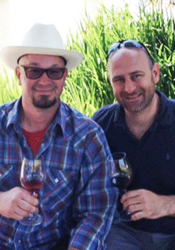 Picture of Greg Martellotto & Mike Roth - Winemakers