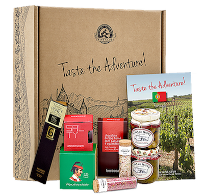 Bottle of Taste of Portugal Adventure Package 2016 Gourmet Products Exclusive Import