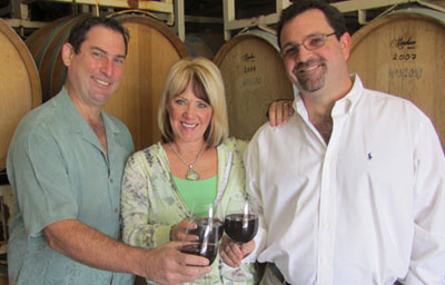 Wines of elegance and balance from the Santa Lucia Highlands