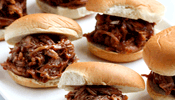 Suncé's Pulled Pork Sliders
