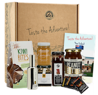 Bottle of Taste of New Zealand Adventure Package 2017 Gourmet Products Exclusive Imports