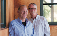 Two hearalded winemakers join forces with a new, boutique winery.