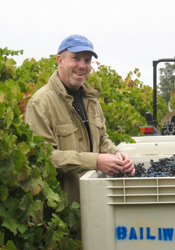 Picture of Bryan Vais - Winemaker