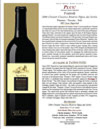 An impeccable Chianti Classico Riserva from Italy's renowned Tuscan region