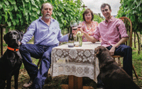 Limited-production, critically acclaimed wines from select sustainably farmed vineyards