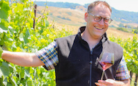 Kevin Bersofsky's journey into the wine business was anything but expected.