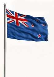 Picture of The Flag of New Zealand