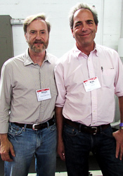 Picture of William Knuttel & Brad Alper - Owners, Winemaker & Grower