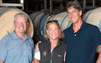 From a NASCAR to the vineyards of Napa Valley, passion has always been the driving force