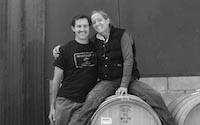 After meeting on a blind date, Jesse and Emma began a lifelong journey together and in 2014 started their own award-winning winery brand