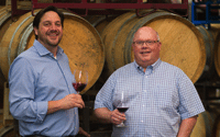 Silenus Winery brings the perfect blend of a fine artisan winery with camaraderie