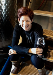 Picture of Sabrine Rodems - Winemaker