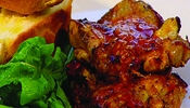 Barbequed Chili Chicken