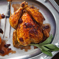 Herb and Spice Roasted Cornish Game Hens