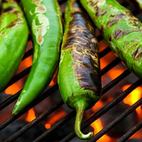 Fire-Roasted Green Chiles Sauce