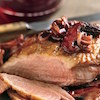 Sautéd Duck Breasts with Wild Mushrooms