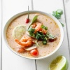 Shrimp Lemongrass Bisque