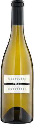 Bottle of Frostwatch 2014 Chardonnay