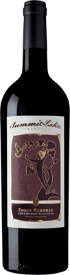 Summit Lake 2009 Cabernet Sauvignon Emily Kestrel