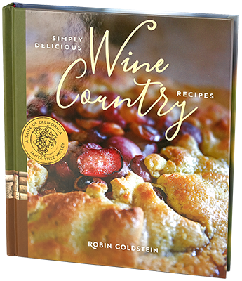 Bottle of Simply Delicious Wine Country Recipes