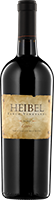 Bottle of Heibel 2012 Red Blend Lappa's